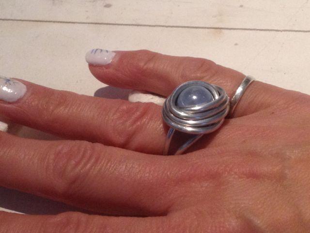 Aluminium Wire ring