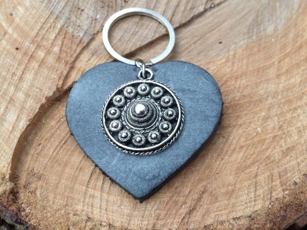 Zeeuws hartje sleutelring