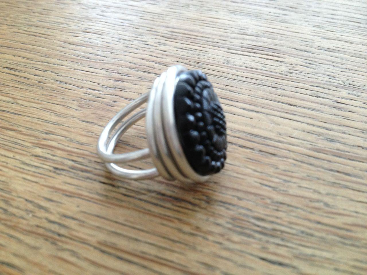 Wire wire ring Zeeuwse knoop